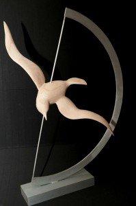 Exposition Atelier sculpture sur Bois « Jean Paul MESTRES et ses élèves » FONSORBES (31) dans Archives goeland-44-20001-199x300