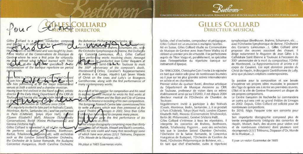 dédicace de Gilles  COLLIARD dans Caricature dedicace-gilles-colliard