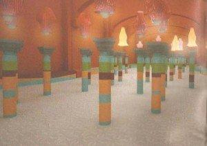 salle des colonnes pardo